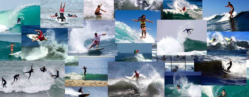 Серфинг трюки: cutback, bottom turn и другие