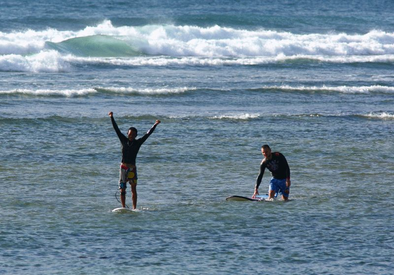 уроки серфинга