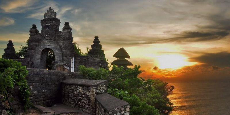 Остров Бали в Малайском Архипелаге