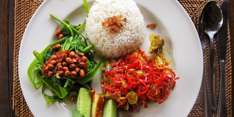Еда на Бали. Обзор мест