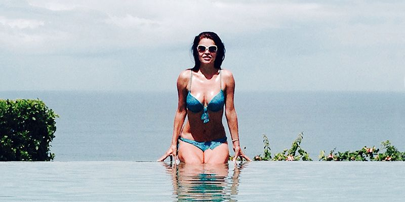 Отчёт о поездке на Бали от Ани