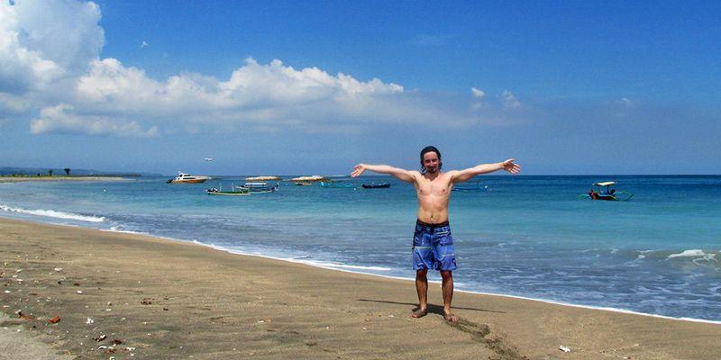 Отчёт о поездке в серф-кемп на Бали