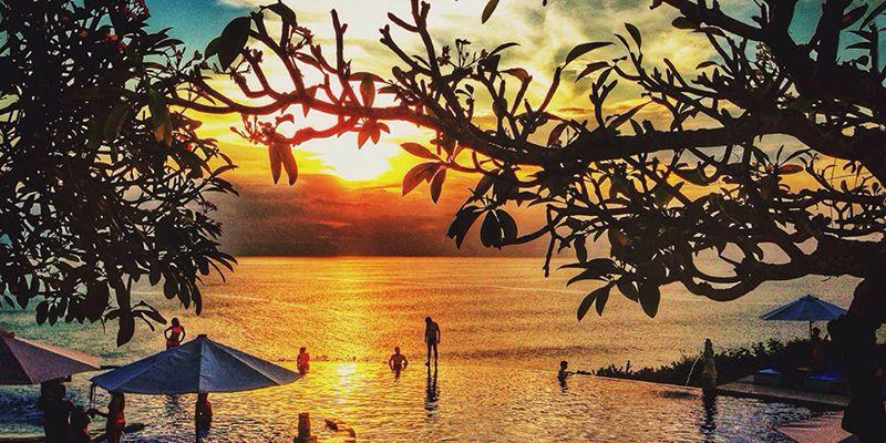 Погода на Бали