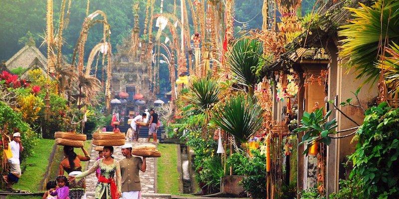 праздники Бали