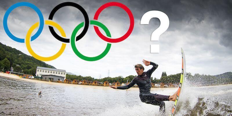 серфинг и Олимпийские игры