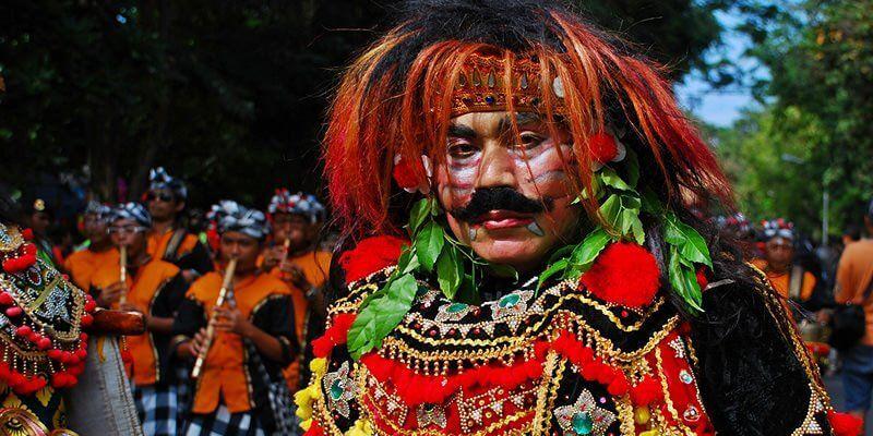 фестивали на Бали