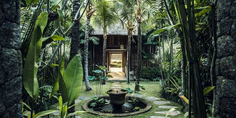 размещение на Бали