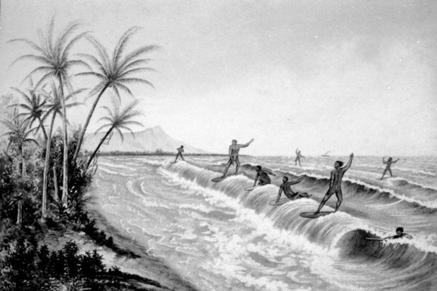 история сёрфинга