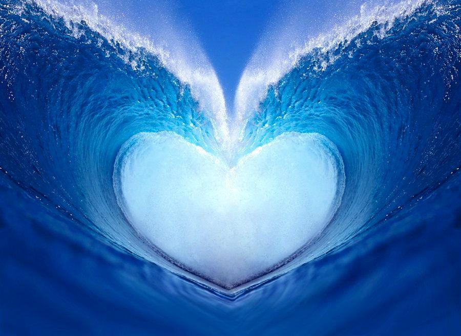 любовь к океану