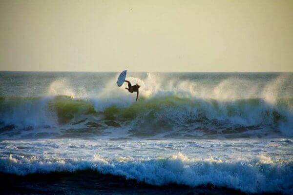 серфинг в чангу